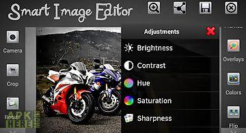 Image editor, photo art
