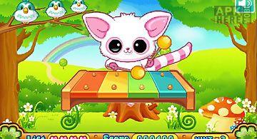 Animal piano games