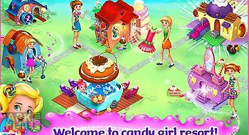 Candy girl resort