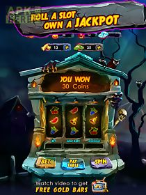 coin party: zombie ghost dozer
