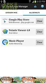 default app manager lite