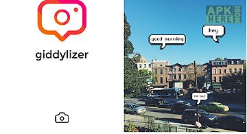 Giddylizer: stickers and more
