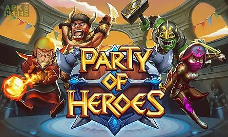 party of heroes