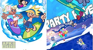 Party wave free