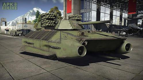 tank flying io simulator