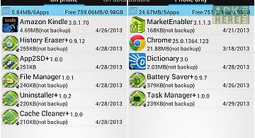 App2sd + (move app to sd)