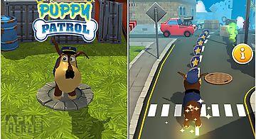 Paw puppy patrol sprint