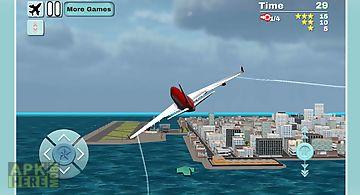Airport 3d flight simulator