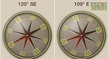 Andro compass