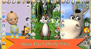 Best talking stars: all-in-one
