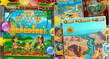 Bubble chronicles: epic travel