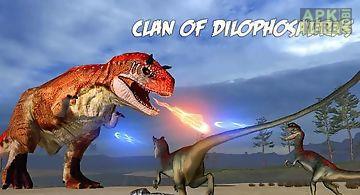 Clan of dilophosaurus