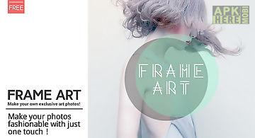 Frame art-photo frames