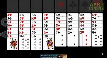 Freecell solitaire hd