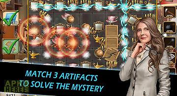 Relic match 3: jewel mystery