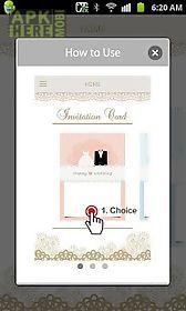 wedding card maker