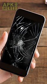 cracked screen prank