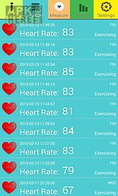 heart rate monitor - pulse rate