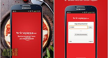 Onlinepizza food delivery app