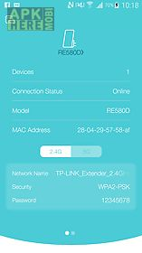 Tp-link tether for Android free download at Apk Here store