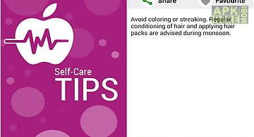 Selfcare tips
