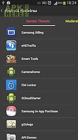 pocket antivirus for android