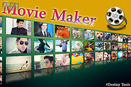 video movie slideshow maker
