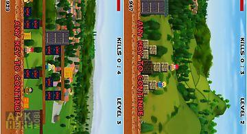 Destroy village