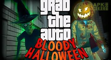 Grab the auto: bloody halloween