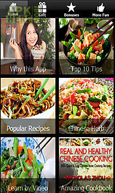 How to cook healthy chinese food recipes and menu for android free how to cook healthy chinese food recipes and menu forumfinder Gallery