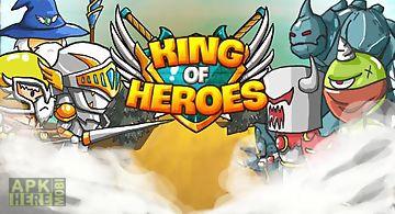 King of heroes