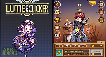 Lutie rpg clicker
