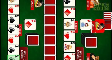 Maumau card game