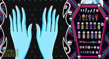 Monster manicure