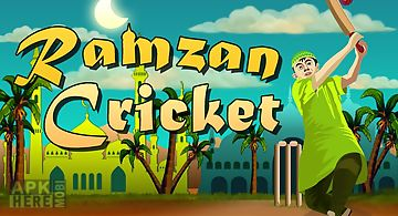 Ramzan cricket - android