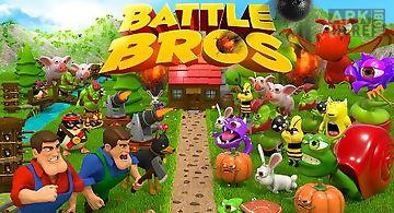 Battle bros: tower defense