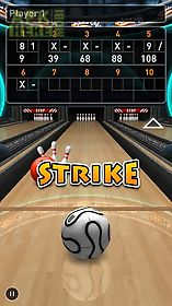 bowling game 3d