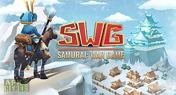 Samurai: war game