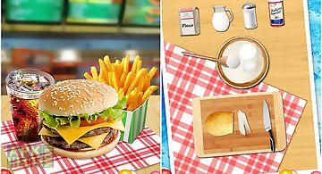 Fast food! - free make game