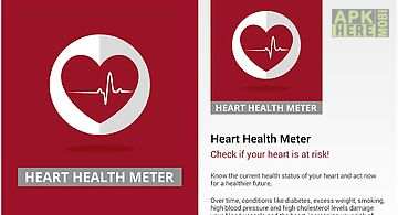 Heart health meter - hhm