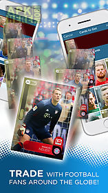 kick: football card trader