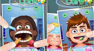 Little flu doctor - kids games