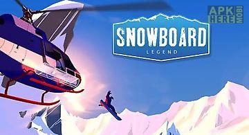 Snowboard legend