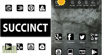 Succinct - icon pack