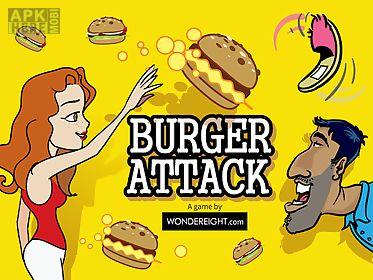 burger attack