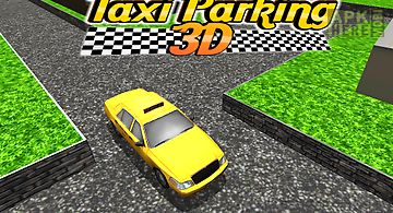City taxi 3d parking game