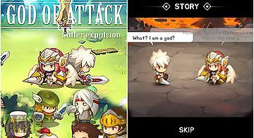 God of attack: suffer expulsion