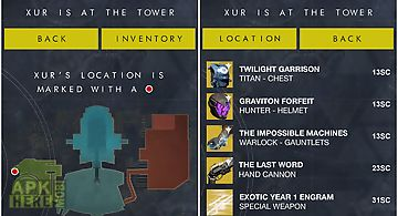 Where is xur? for destiny