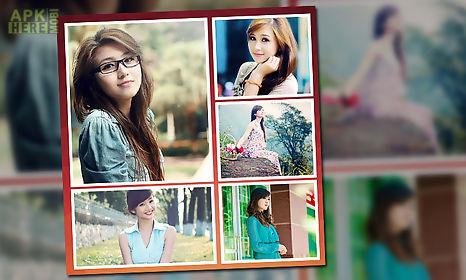 wonderful grid photo frames