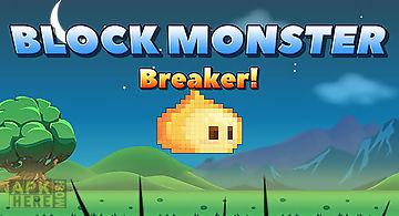 Block monster breaker!